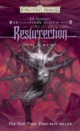 Resurrection (Forgotten Realms: R A  Salvatore's War Of The Spider